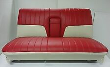 FORD ZEPHYR/ZODIAC MK2 FRONT SEAT BENCH COVERS