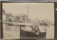 Snapshot Pesca Port Fotografia Anonimo Vintage Analogica PL34L2P18