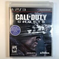 Call of Duty: Ghosts (Sony PlayStation 3, 2013) PS3 NEW COD Ghost
