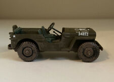 Corgi Fighting Machines Willy's Jeep 4X4 Utility CS90076-2002