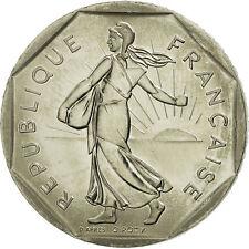 [#460732] France, Semeuse, 2 Francs, 1997, Paris, FDC, Nickel, KM:942.1