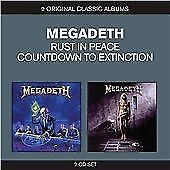Megadeth - Classic Albums (Countdown to Extinction/Rust in Peace, 2012)