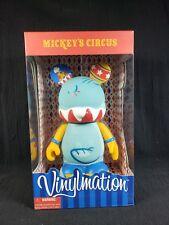 "Disney 9"" Vinylmation Figure Mickeys Circus Event Circus Seal LE 100 New"