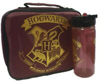 Harry Potter Lunch Box Bag Drinking Bottle Snacks Food For School Or Office