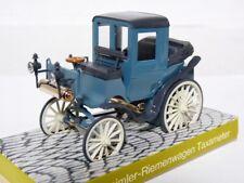 Cursor 1/43 1897 Daimler Victoria Riemewagen Taxameter Taxi Plastic Model Car