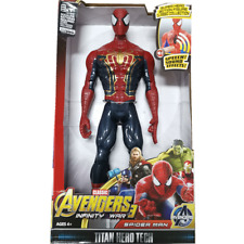 Spider man Marvel Avengers: Infinity War Titan Hero Power Spiderman figure 30cm