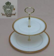 "Aynsley ""Elizabeth"" TWO TIER CAKE STAND"