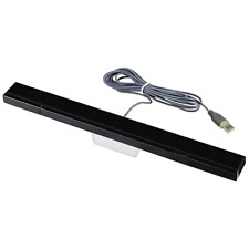 Sensor bar USB for PC, Wii or Wii U, connects to USB port, USA seller