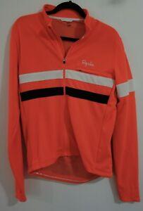 Rapha Brevet Long Sleeve Jersey size XL