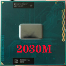 Original lntel Pentium CPU Processor Dual-Core Mobile chip SR0ZZ 2030M Cpu