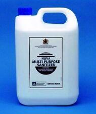 British Nova Nova Multipurpose Sanitizer 5 Litre