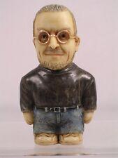 Harmony Kingdom Ball Pot Bellys / Belly 'Steve Jobs'  #PBHSJ  Retired New In Box