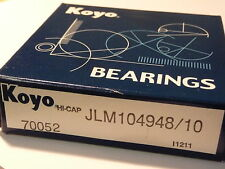 ** 1x KOYO-Rouleaux coniques Roulements jlm104948/-10... 50x82x21,5mm... ** NEUF **