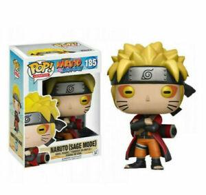 Naruto (Sage Mode) EXCLUSIVE FUNKO POP VINYL FIGURE *NEW* + PROTECTOR