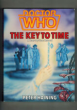 DOCTOR WHO The Key to Time - Peter Hainning - 1984 softback