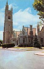 Fairhaven Massachusetts~Unitarian Memorial Church~1950s PC