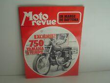 MOTO REVUE N°2069 -Essai japauto 950ss - Daytona 1972