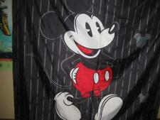MICKEY MOUSE OFFICIAL SHOWER CURTIN NEVER USED NICE