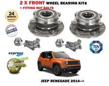 para Jeep RENEGADE 1.4 1.6 2.0 CRD 2014- > 2x KITS del cojinete de Rueda