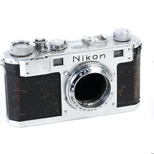 ^ Nikon S 35mm Rangefinder Film Camera [READ]