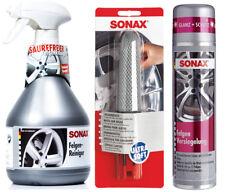 Felgen-Pflege-Set SONAX Felgenreiniger + Felgenbürste + Felgenversiegelung