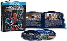 AMAZING SPIDER-MAN Evolution Collection 2017 Blu-ray Digibook 3 DISC SEALED