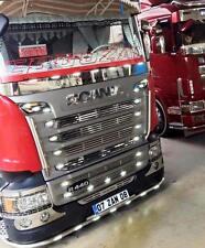 Scania Streamline R440  Rariator Grille Stainless Steel Set 9 Piece