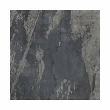 Onda Black Slate Effect Wall & Floor Tiles 45cm x 45cm