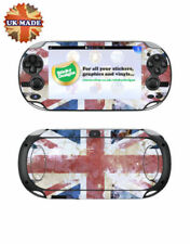 Unbranded/Generic Sony PlayStation Vita Video Game Stickers