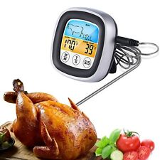Instant Digital Read Meat Thermometer, Kitchen Cooking Food Thermometer for Bbq