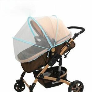 Cat Dog Jogging Stroller 4 Wheels Mosquito Net Protection Summer Mesh New 2021