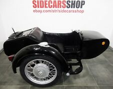 K-750 Dnepr Sidecar. Compatible with Motorcycle BMW Harley Davidson Ural Triumph