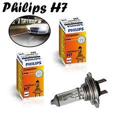 2x Philips H7 80W 12V PX26d 12035RAC1 Klar Weiß Scheinwerfer Licht Ersatz Birne