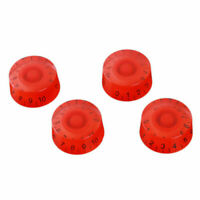 Red Guitar Volume Tone Speed Control Knobs for Les Paul LP SG STYLE Electric