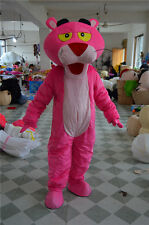 Pink Panther Mascot Costume Adult Size Fancy Dress Halloween Cosplay Party Dress