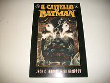 JACK C.HARRIS&BO HAMPTON.IL CASTELLO DI BATMAN.PLAY PRESS DC.AGOSTO 1998 OK!!