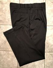 BRAGGI * Mens Black Casual Pants * Size 38 x 34 * EXCELLENT