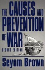 Causes and Prevention of War
