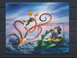 LO04481 Antigua & Barbuda Mickey Mouse disney good sheet MNH