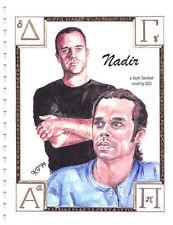 "Sentinel Fanzine ""Nadir"" novel by QSS SLASH"