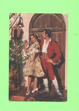OO POSTCARD MEN & WOMAN BEAUTY ESPANA ESPAGNOL DANCER  POST CARD -8
