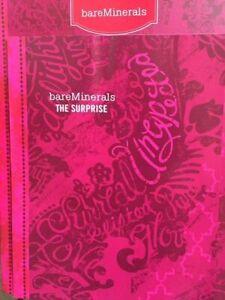 BareMinerals THE SURPRISE 9 Piece Collection NIB