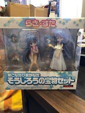 Wave Dream Tech Konata Izumi Kanata Izumi Treasure Set of Sojiro Figure box 10?