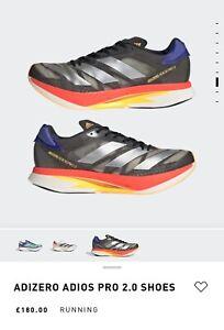 Adidas Adizero Adios Pro 2.0. Running Shoes - Size is Mens UK 8 - Brand New