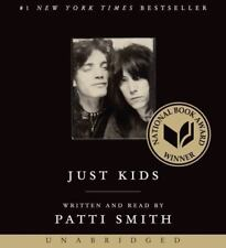 Just Kids by Patti Smith (2011, CD, Unabridged)