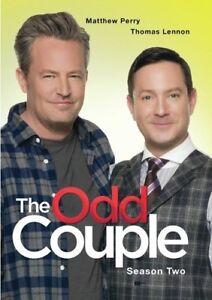 THE ODD COUPLE - SEASON 2 (Matt LeBlanc)   -  DVD -  UK Compatible - sealed