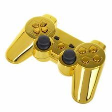 Sony PlayStation 4 Gold Controllers and Attachments