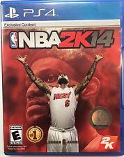 NBA 2K14 (Sony PlayStation 4, 2013)  - Fast Ship