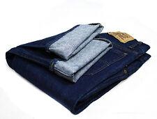 LEVI'S 630 VINTAGE Talon 42 Orange Tab Straight Leg REAL DENIM Jeans SIZE 27/35