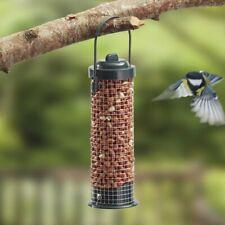 Deluxe wild bird nut feeder, attracts a variety of wild birds
